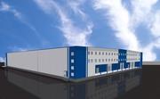 Производственно-ремонтная база с участком в Днепровском районе.