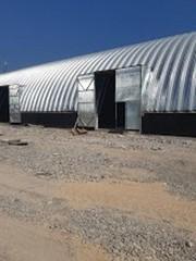 Склад с большими воротами от 500  до 5000 м.кв.